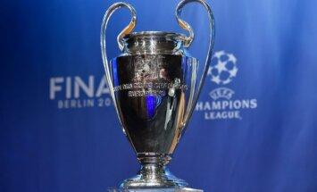 UEFA Čempionu līgas pusfināls: 'Barcelona' pret 'Bayern' un 'Real Madrid' pret 'Juventus'