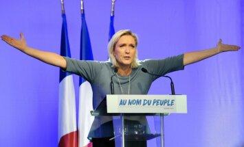 В ЕП поддержали снятие с Марин Ле Пен депутатской неприкосновенности