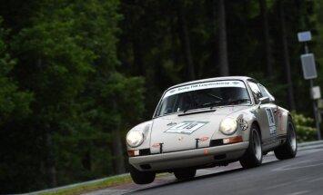 'Riga Summer Race' pirmo reizi norisināsies vēsturisko automašīnu izturības sacīkstes