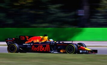 'Aston Martin' kļūst par 'Red Bull' F-1 komandas ģenerālsponsoru