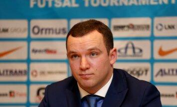 Ļašenko pārvēlēts par Latvijas Telpu futbola asociācijas prezidentu