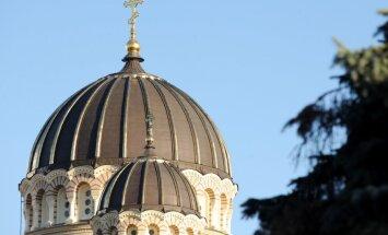 Latvijas Pareizticīgā baznīca klusē par patriarha Kirila vizītes atcelšanu