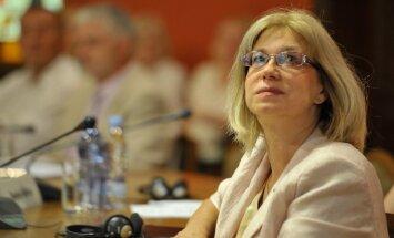 Ministra pienākumus var pildīt tikai Saeimā ievēlēta persona, uzskata Druviete