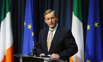 Īrijas un Ziemeļīrijas līderi noraida ideju par apvienošanas referendumu