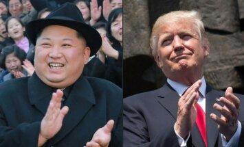 ASV izvirza Trampa un Kima Čenuna tikšanās nosacījumus