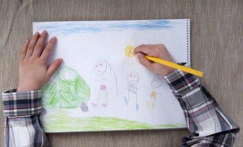 Četru paša bērnu un audžudēla tēvs Agris Gerhards: bērnu audzināšana ir darbs