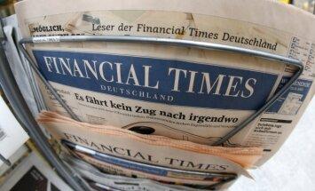 'Financial Times' komentētāji lauž šķēpus par Latvijas ekonomiku