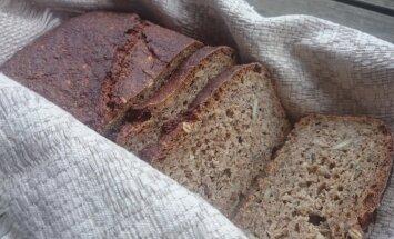 Astropsiholoģe Žanete Korde: pašcepta maize ir dziedinoša