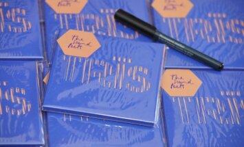 Plašums un robežu paplašināšana. 'The Sound Poets' albuma 'Trīs' apskats