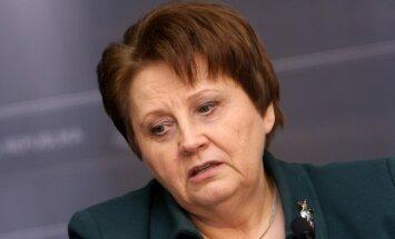 Страуюма отругала Ринкевича; министра вызвали на ковер сразу три партии