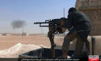 Vācija gatavojas sakautā 'Daesh' grupējuma kaujinieku uzņemšanai 'mājās'