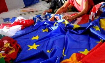 Politologu biedrība izdevusi jaunus 'Latvijas intereses Eiropas Savienībā' žurnālus