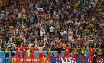 Сборная Бельгии победила Бразилию — на ЧМ-2018 остались лишь европейские команды