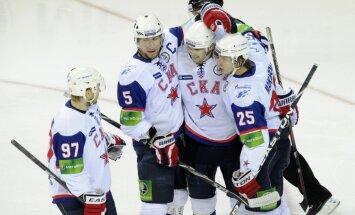 Maskavas 'Dinamo' pirmais zaudējums Rietumu konferences finālā