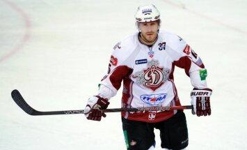 Rīgas 'Dinamo' piedzīvo kārtējo zaudējumu izbraukumā