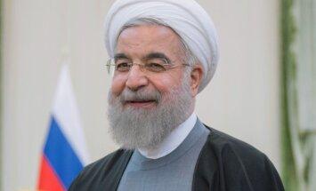 Irānas prezidents: ASV pati 'radījusi terorismu'
