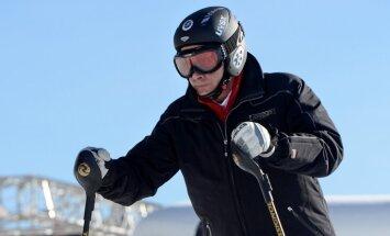 Путин проверяет готовность Олимпийских объектов в Сочи