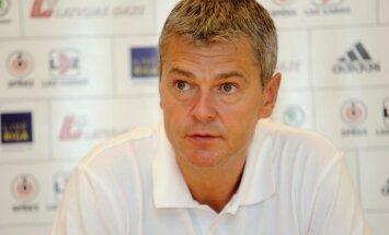 Bagatska darbs Latvijas basketbola izlasē novērtēts atzinīgi
