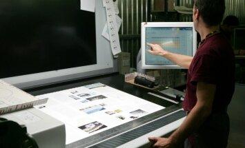 'Livonia Print' par 55% kāpina peļņu, pārsniedzot trīs miljonus eiro