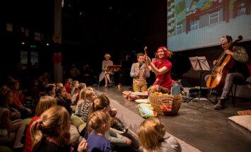 """С октября по март в """"Спикери"""" - сезон музыкальных сказок для детей"""