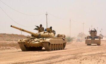 Mosulas operācija prasīs ap miljonu civiliedzīvotāju pārvietošanu