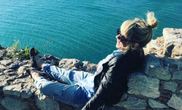 Foto: Aijas Andrejevas piedzīvojumi Grieķijā