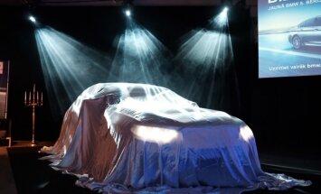 Foto: Rīgā prezentēta BMW jaunā 5. sērija