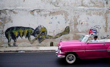 Kubā no 'akustiskajiem uzbrukumiem' cietuši 16 ASV vēstniecības darbinieki