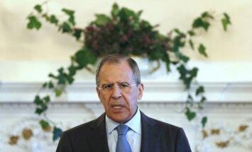 """Лавров: Запад хочет санкциями """"переделать Россию"""", но это """"прошлый век"""""""