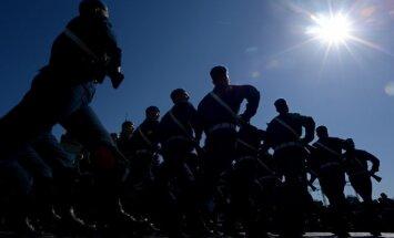 Ukraina apstiprina Krievijas karaspēka atvilkšanu no robežas
