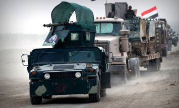 Padošanās vai nāve – Irākas premjers 'Daesh' džihādistiem Mosulā piedāvā izvēli