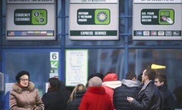 Baltkrievijā ieviests 30% nodoklis ārvalstu valūtu pirkumiem