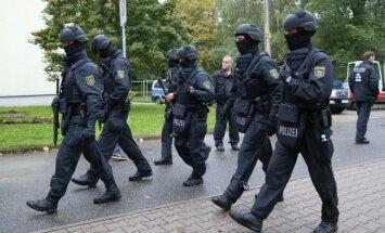 В Германии арестовали предполагаемого помощника террориста