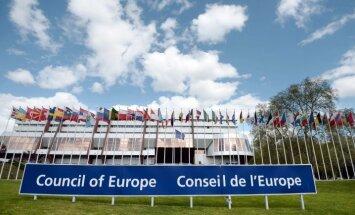 Eiropas Padomes Parlamentārā asambleja nobalso par Krievijas karaspēka izvešanu no Krimas