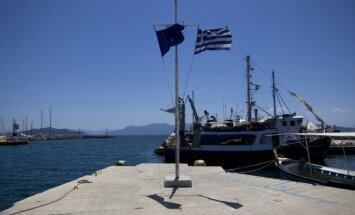 Grieķijā jahtas un motorlaivas sadursmē četri bojāgājušie