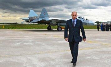 Putins: Ukraina var saglabāt teritoriālo integritāti, tikai cienot visus pilsoņus