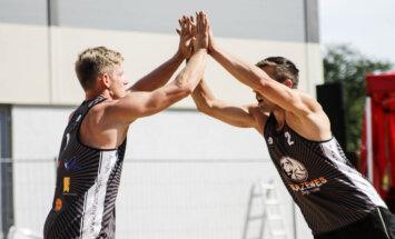 Nedēļas nogalē Kuldīgā sāksies pludmales volejbola seriāls 'Latvijas pludmale 2016'