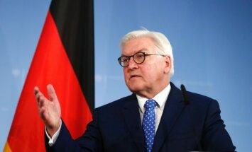 Президент Германии призвал страны ЕС позаботиться о безопасности Европы