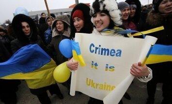 Krievija bloķē ANO rezolūciju pret Krimas referendumu