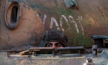 Turcijas premjers: Krievija Sīrijā rīkojas kā teroristiska organizācija