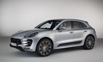 'Porsche Macan Turbo' visjaudīgākajā versijā 'Performance'
