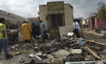 Tornado Meksikas pilsētā pie ASV robežas dzēš vismaz 13 dzīvības un ievaino 200 cilvēkus