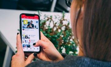'Snapchat', 'Youtube' un prasme saskatīt viltus ziņas – kāda ir jauniešu medijpratība Latvijā