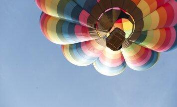ФОТО: Во Франции побит рекорд мира по одновременному взлету воздушных шаров