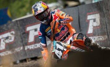 Jonass izcīna uzvaru arī sezonas otrajā pasaules čempionāta posmā Eiropas 'Grand Prix'
