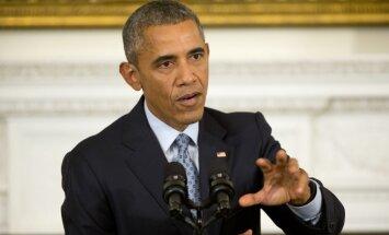 Obama: Krievijas uzlidojumi spēcina 'Islāma valsti'