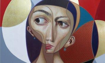 Foto: Pikaso un reālisms. Mūsdienu spāņu mākslinieka īpatnējās gleznas