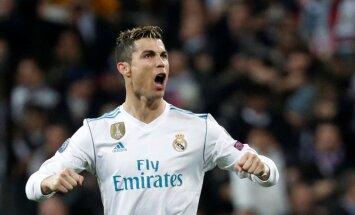 """Роналду уходит из """"Реала"""": португальцу мало 21 миллиона евро в год"""