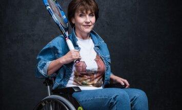 """Модели с инвалидностью приняли участие в фотосессии новой коллекции """"Я — Латвия"""""""