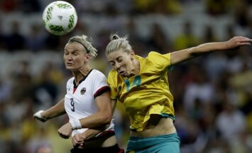 Rio olimpisko spēļu sieviešu futbola turnīra rezultāti (06.08.2016.)